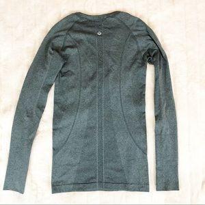 Lululemon Swiftly Tech Long Sleeve Shirt Size 4
